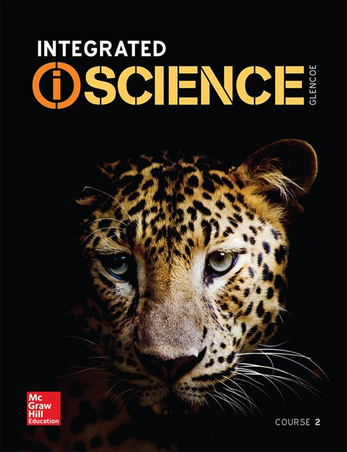 Integrated iScience Course 2 Cover