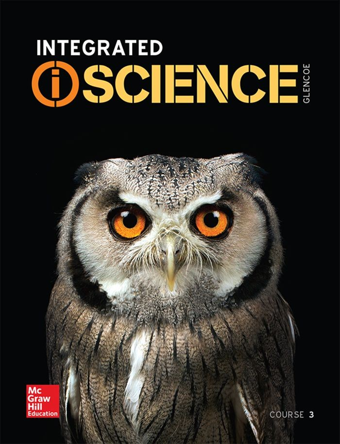 Integrated iScience Course 3 Cover