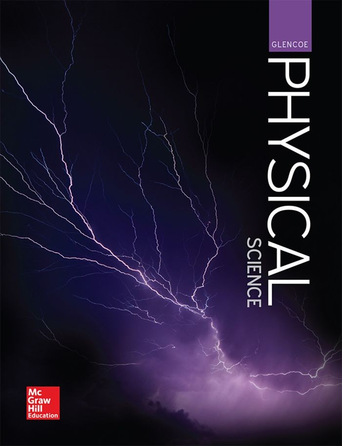 Glencoe Physical Science Cover