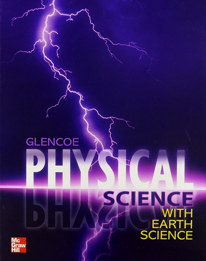 Glencoe Physical Science with Earth Science Cover