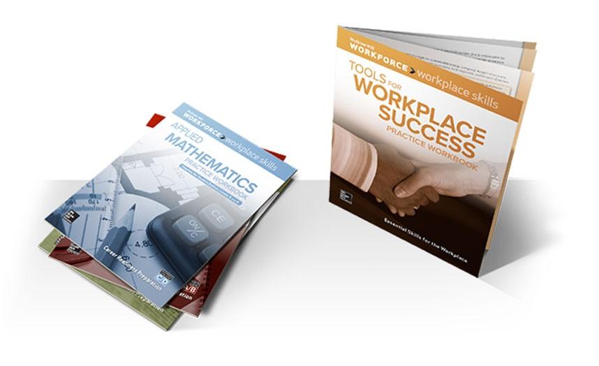 Workforce Workplace Skills Practice Workbooks