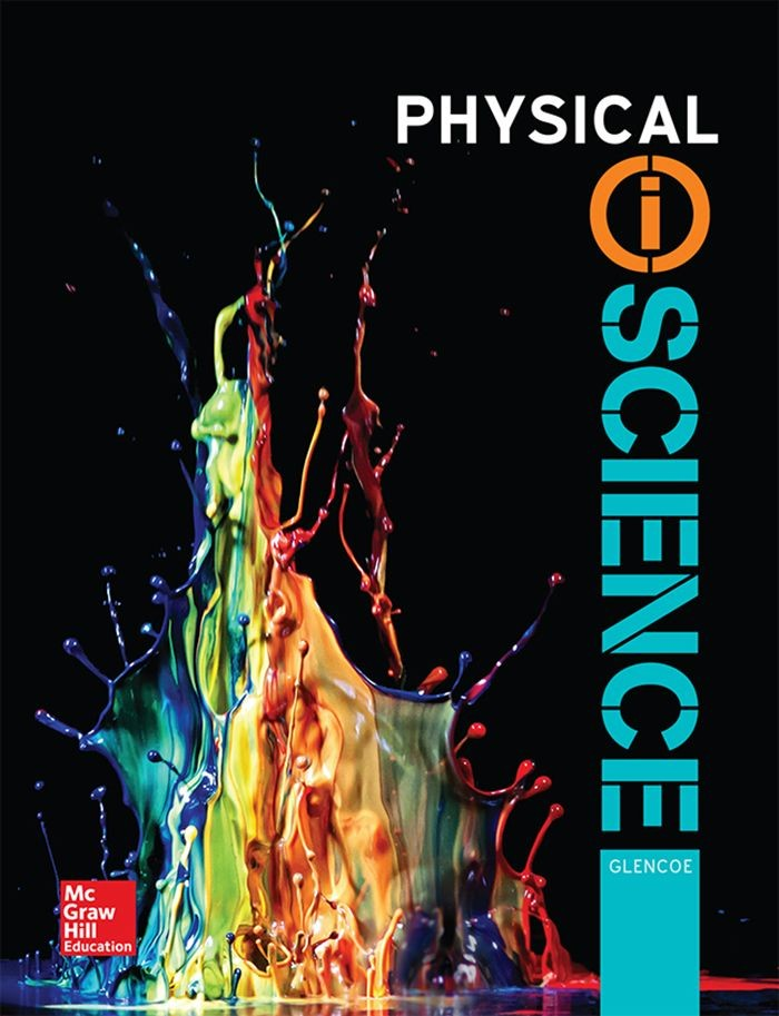 Glencoe Physical iScience Cover