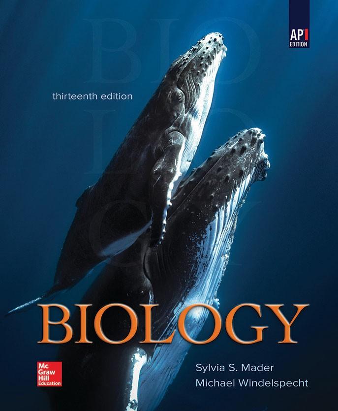 AP Biology Cover - Mader
