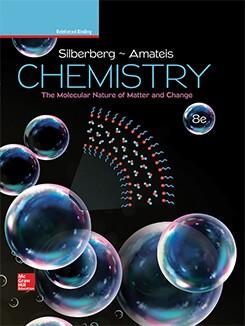 AP Chemistry Cover - Silberberg