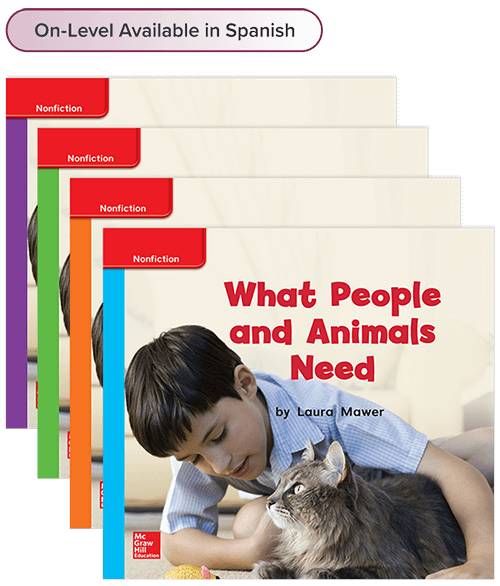 What People and Animals Need