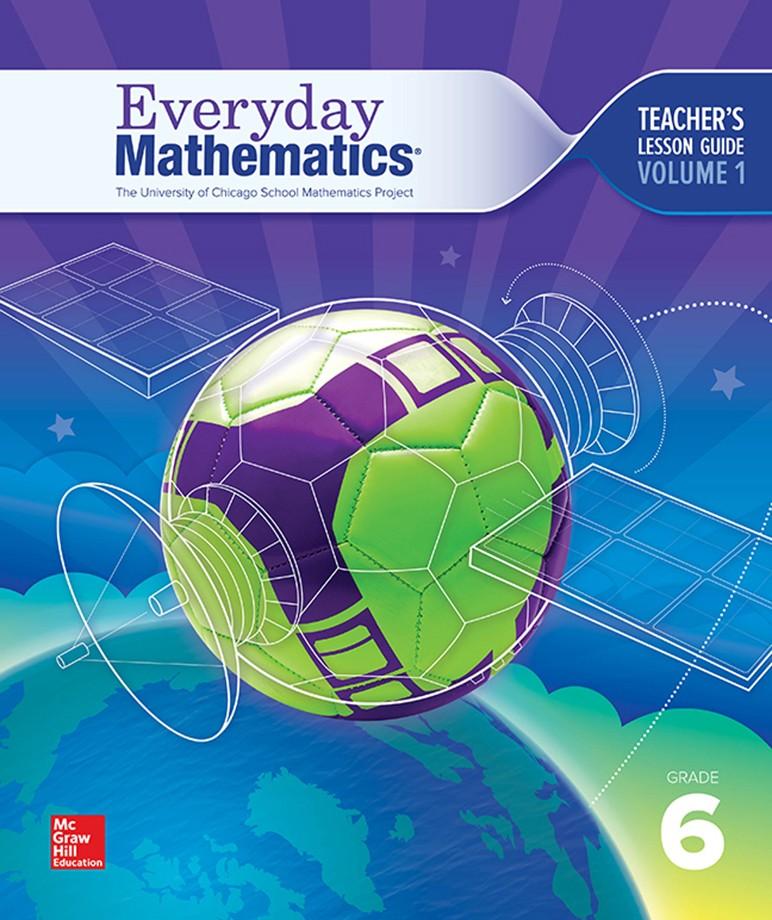 Everyday Mathematics 4 cover