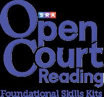 Open Court Reading Foundational Skills Kit logo
