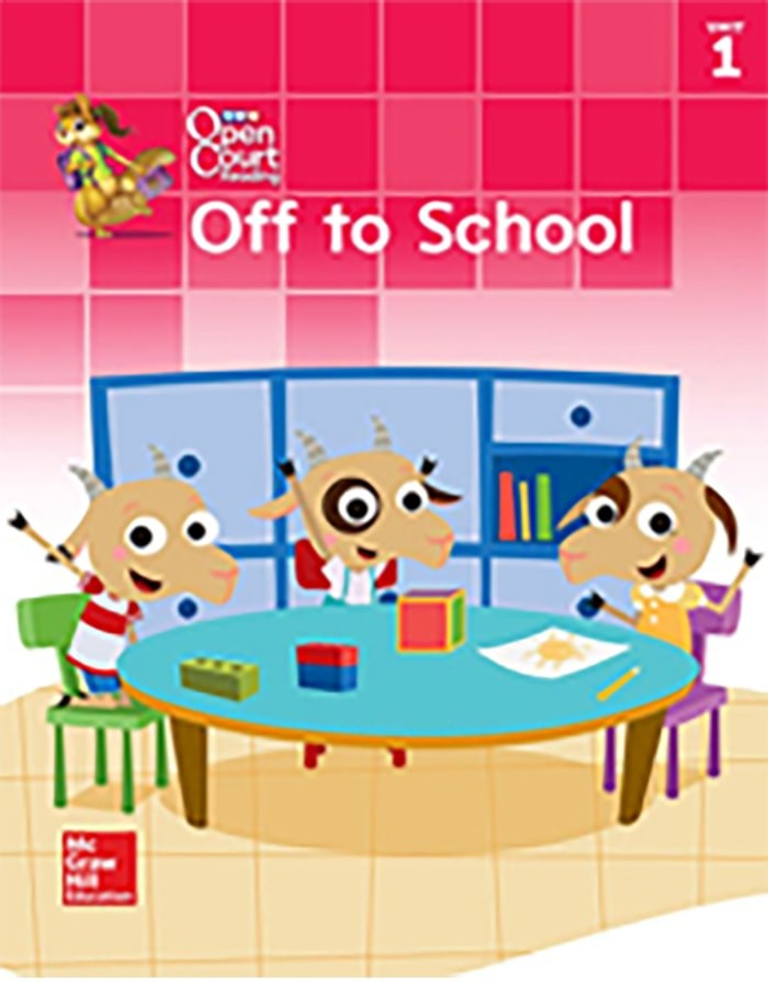 Off to School cover